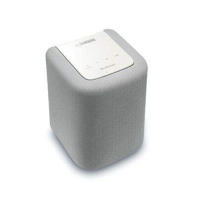 Yamaha WX010 +Plus Mini MusicCast Speaker - White