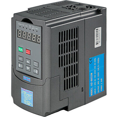 Top 220V 2.2Kw 4Hp 13A Variable Frequency Drive Vfd Inverter Free Postage