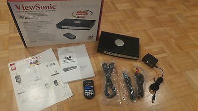 ViewSonic NextVision N5 Video Processor (analog - VGA convertor) complete in box
