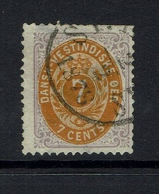 Danish West Indies SC# 9 - Used (See Notes)  - Lot 032117