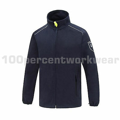 Phoenix Flame Retardant Interactive Welders Welding Fleece Jacket Anti Static