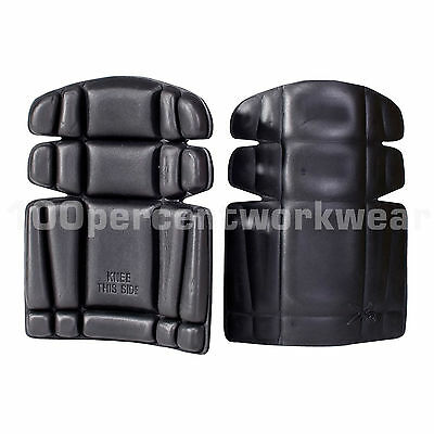 Supertouch Foam Knee Pads Insert for Work Trousers Pants Overalls Bib Brace New