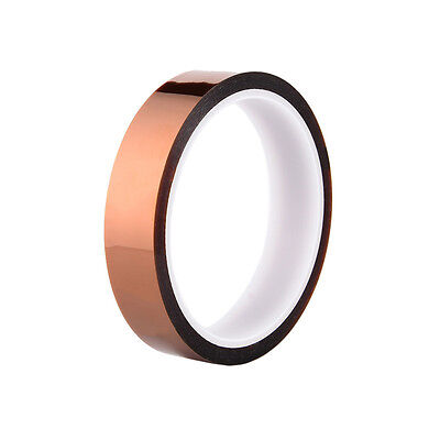 Kapton Tape High Temperature Heat Resistant Polyimide 5/10/20/mm 33M