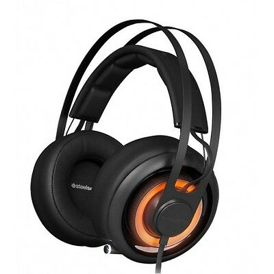auriculares SteelSeries Elite Prism 7.1 Channel Headset. Negro