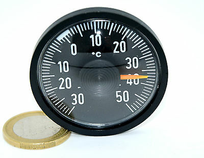 Retro KFZ Thermometer / Autothermometer Made in Germany 1977 Art.A3506