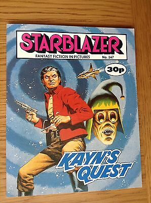 STARBLAZER COMIC No.247