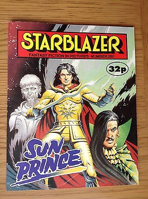 STARBLAZER COMIC No.250