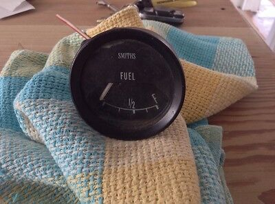Smiths fuel gauge - tested and working