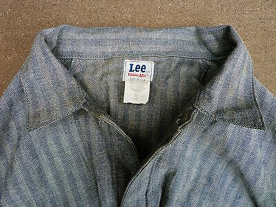 Vintage Lee Union Alls Coverall Work Clothes