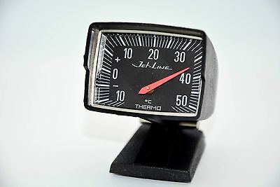 Retro KFZ Thermometer / Autothermometer Made in Germany 1967 Art.A4551