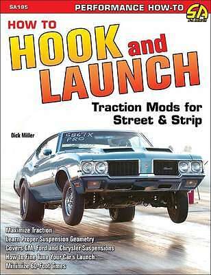 S-A Books How To Hook And Launch: Traction Mods For Street And Strip Part 195