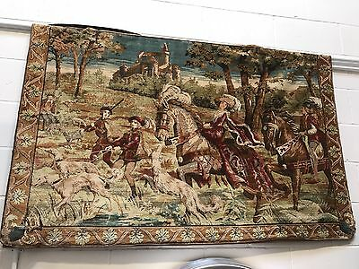 Large Old Wall Hanging Tapestry. Open To Offers?