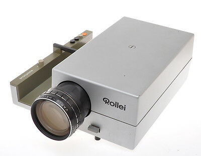 Rollei P66E with Vario Heidosmat 110-160/3.5 not working, sold as is