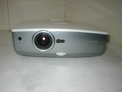 Canon REALiS SX800 3000ANSI HD LCoS Data Projector. Working OK. 623 Hours B1