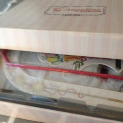 NIB Retired 2001 Angelina Ballerina by American Girl Stage Play Accessories