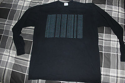 Nin Nine Inch Nails The Becoming Shirt Goddamn This Noise Inside My Head Xl Vint