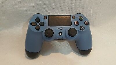 Sony Playstation 4 PS4 DualShock 4 Wireless Controller Uncharted Blue Edition