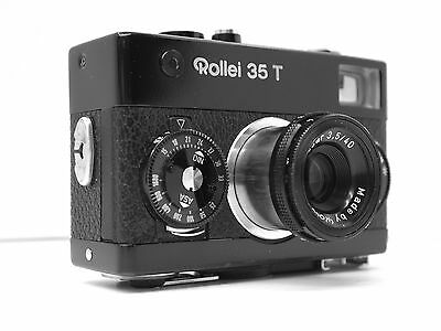 Rollie 35T, case and strap. Very good condition