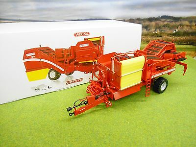 Wiking Grimme Se260 Potato Harvester 1/32 7816 Boxed & New