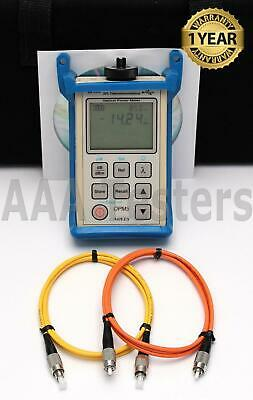 AFL Noyes OPM5 SM MM Fiber Optic Power Meter OPM 5-2D OPM5-2D OPM 5
