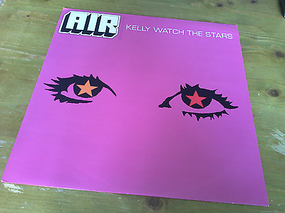 Air Kelly watch the stars vinyl 12 inch