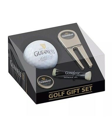 Callaway Guinness Golf Gift Set With Ball, Ball Marker, Tee And Pitch Repairer
