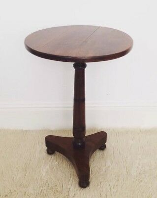Antique Regency Occasional Table