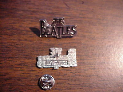 The Beatles  Hat Pin  With Locking Clasp On Back