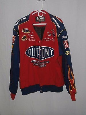 New Nascar #24 Chase Authentic Jeff Gordon Racing Jacket Size ( Large)
