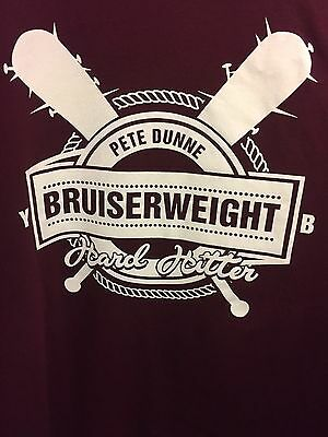 Pete Dunne Bruiserweight Xl T-shirt Wwe Uk Nxt Icw Progress Wrestling Attack!