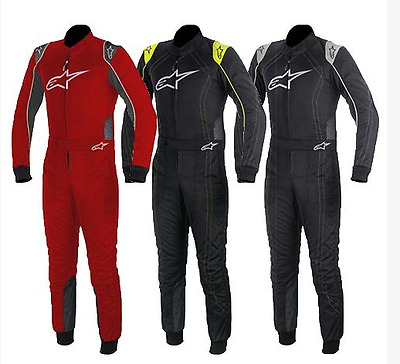 ALPINESTARS KMX-9S YOUTH KART SUIT (2016 Design) - AUTHORIZED USA DEALER