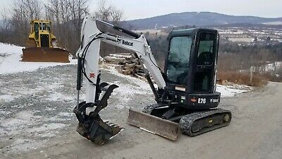 Asv Rc100 Track Skid Steer High Flow Forestry Machine Ready 2 Work In Pa We Ship