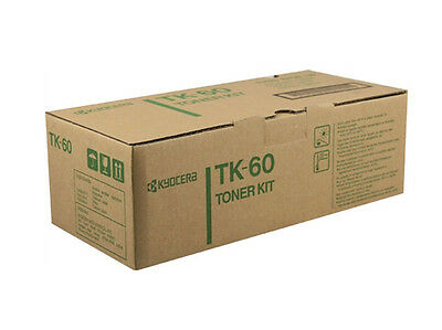 Kyocera Toner TK60 Black Genuine Toner New