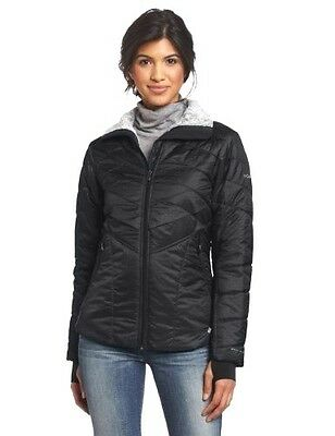 Womens Insulated Puffer Jacket -Columbia Brand- On Sale-Rrp $ 300