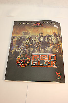 At-43 Red Block Faction Army Book New