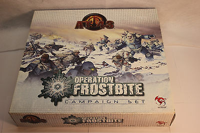 At-43 Operation Frostbite Campaign Set New