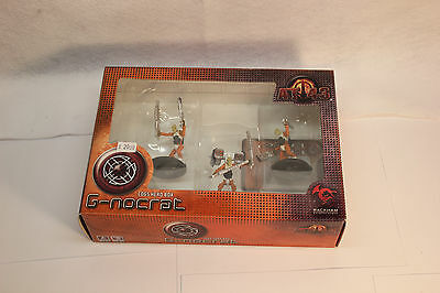 At-43 Cogs G-Nocrat Hero Box New