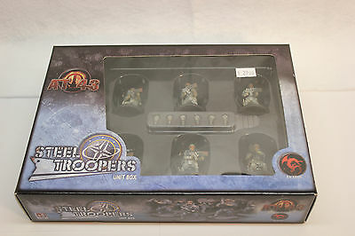 At-43 Steel Troopers Unit Box New