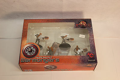 At-43 Cogs Warmongers Unit Box New
