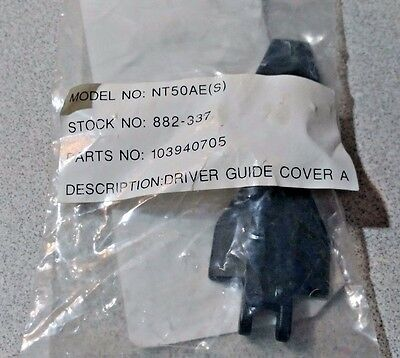 "Hitachi DRIVER GUIDE COVER (A) 882-337 #103940705 for NT50AES 2"" 18G Brad Nailer"