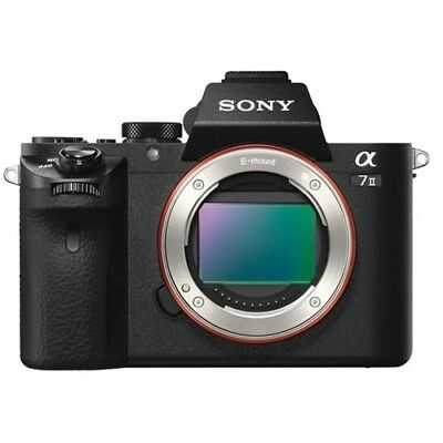 Sony Alpha ILCE7M2B A7 Mark II Mirrorless Camera Body