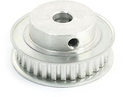 8mm Bore 5mm Pitch 30-Teeth Screwed Timing Pulley For 11mm Width Belt