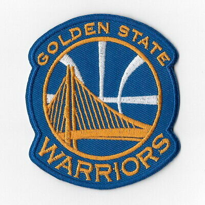 NBA Golden State Warriors Iron on Patches Embroidered Badge Patch Applique Sew