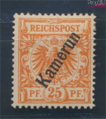 Cameroon, German Colony 5b proofed with hinge 1897 print edition (8162064