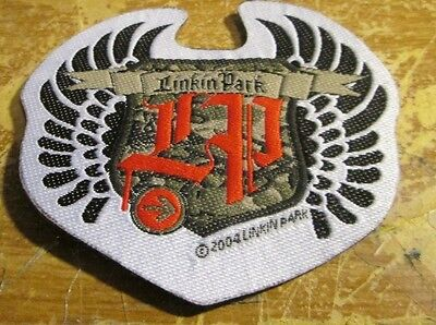 Linkin Park Collectable Vintage Patch  Woven  English Picture