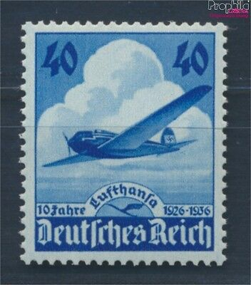 German Empire 603 unmounted mint / never hinged 1936 Lufthansa-Aircraft (8112031