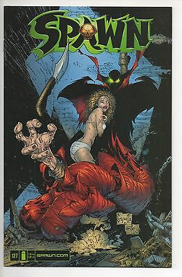 SPAWN #127  (2003)  Image McFARLANE Low Print VF/NM