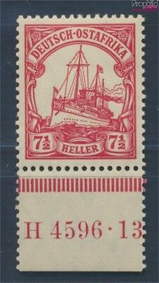 German-Eastern Africa 32b han MNH 1906 Ship Imperial Yacht Hohenzollern (8268296