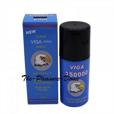 Viga 50000 Delay Spray Premature Ejaculation Penis Male Sex Aid Last Longer