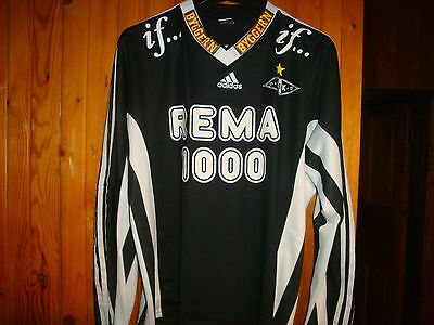 Rosenborg Away Norway football shirt size XL # 7 match